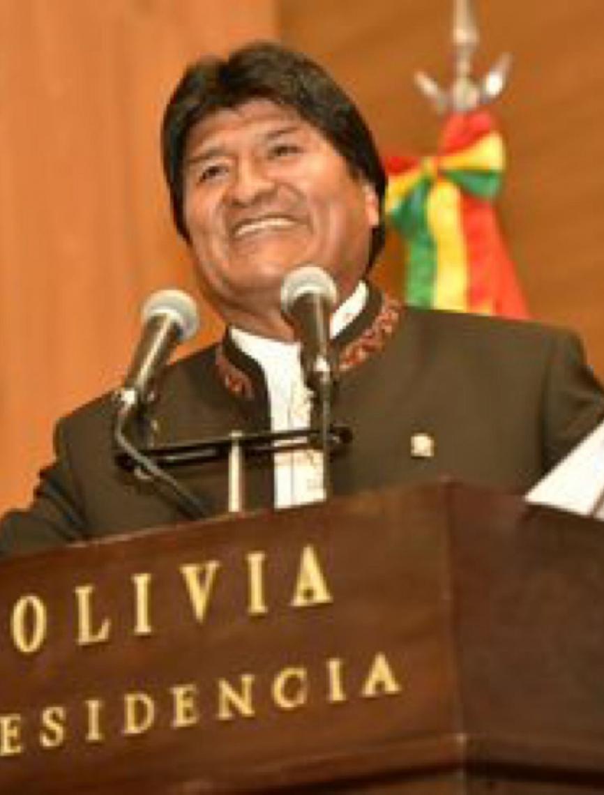 Evo Morales diz que OEA se juntou a golpe de Estado na Bolívia