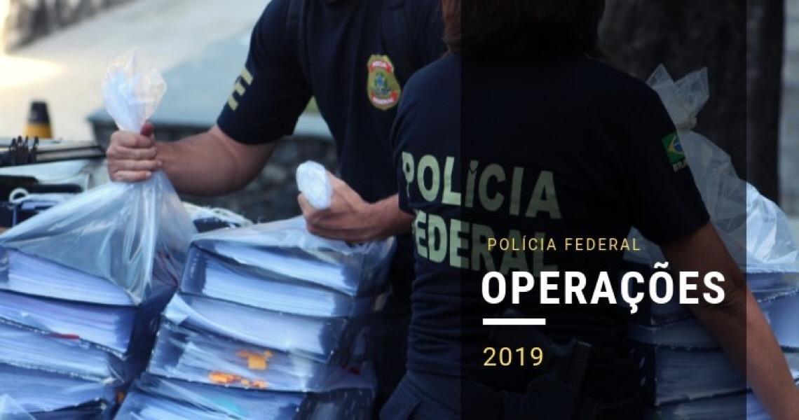 PF combate o desvio de recursos públicos em Pernambuco