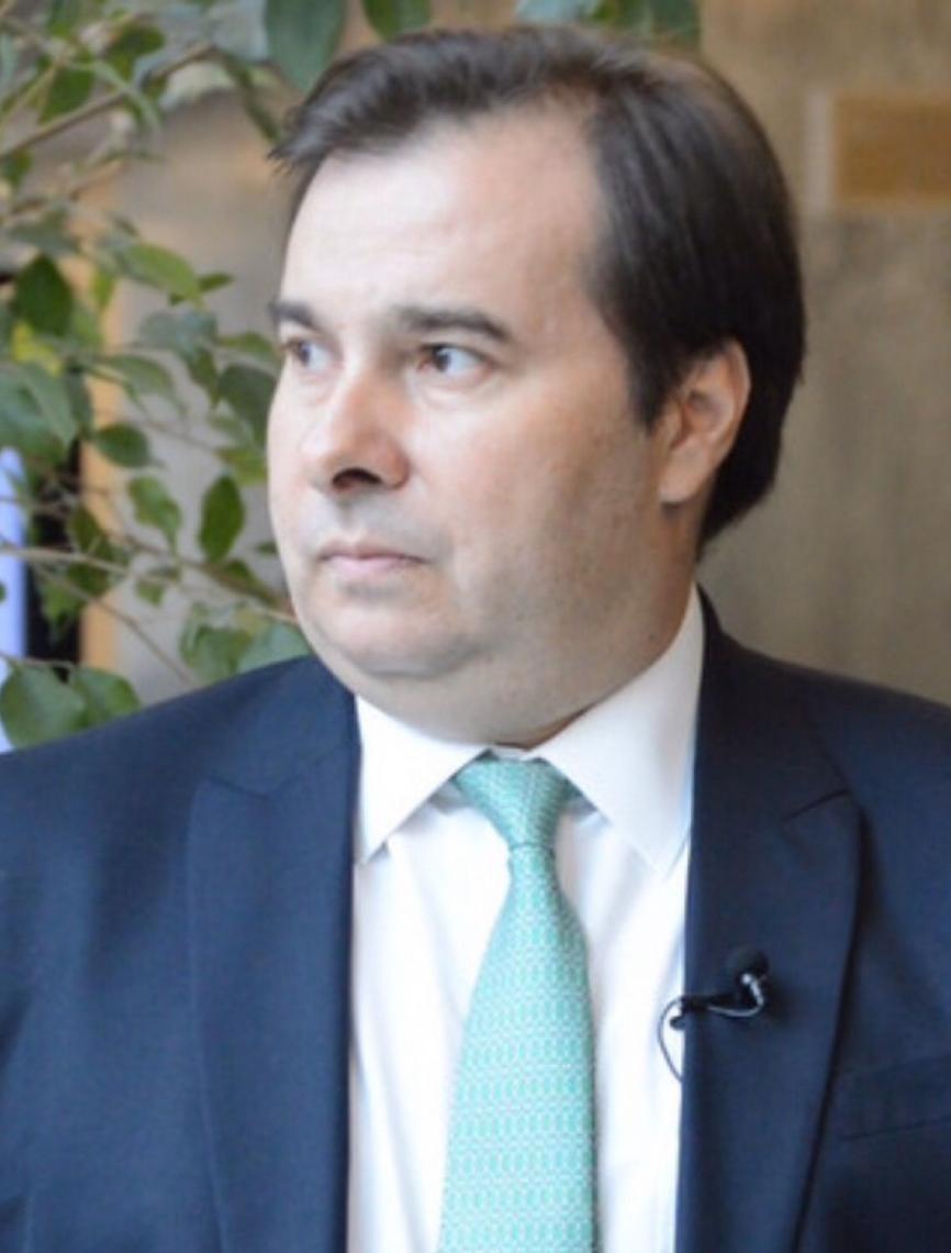 "Presidente da Câmara de Deputados do Brasil aborda ""momento delicado"" da América do Sul com Guterres"