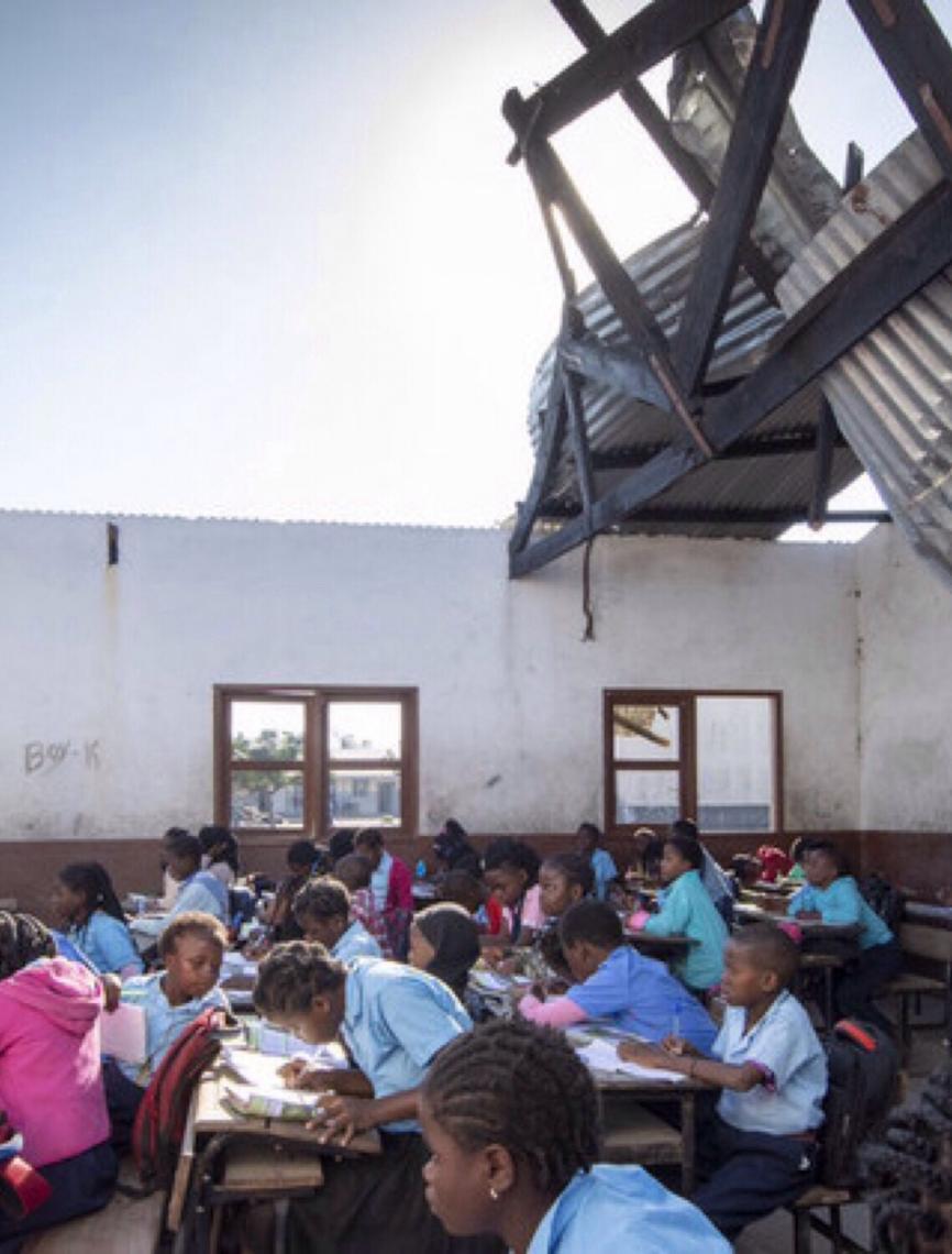 Moçambique em reconstrução para resistir à mudança climática