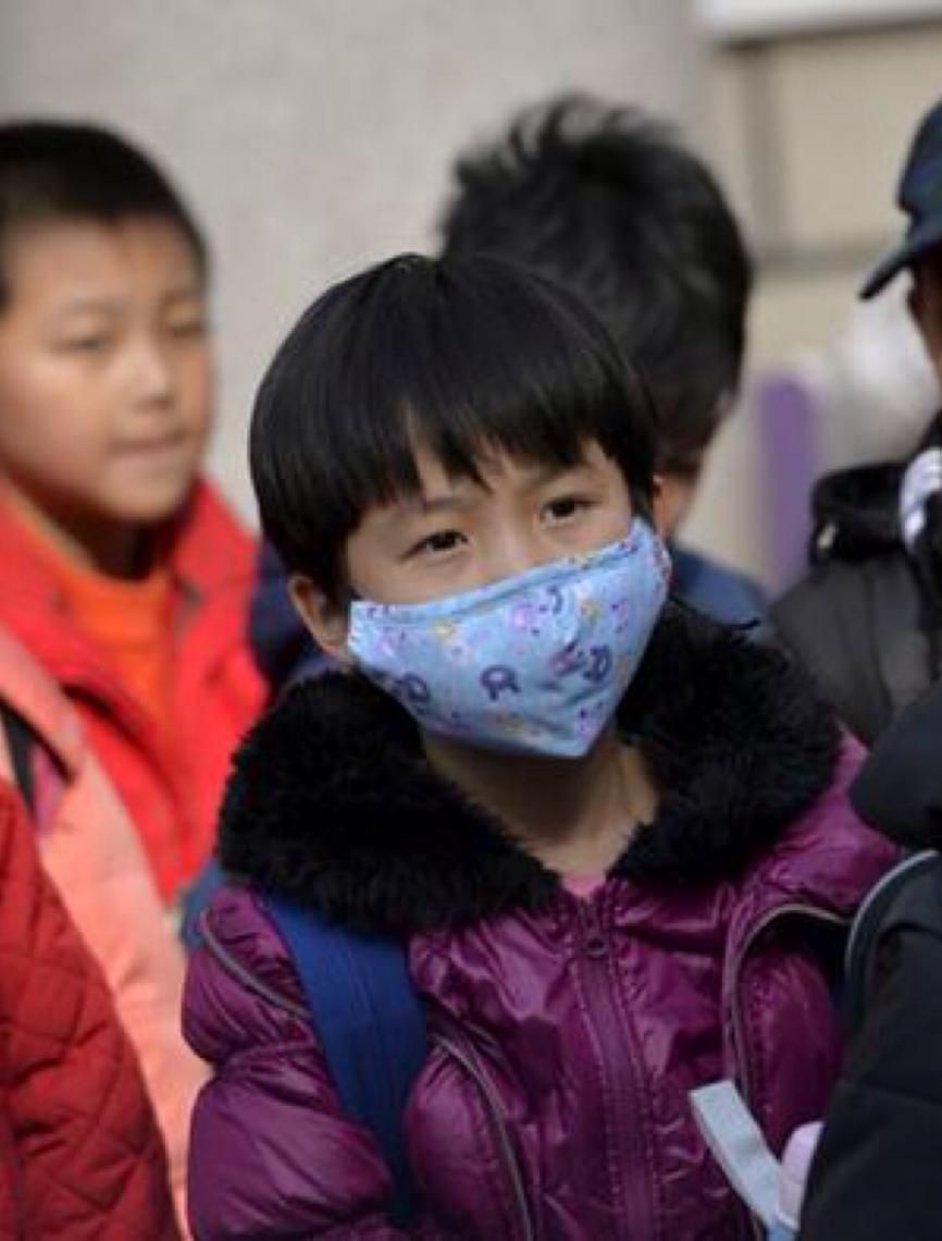 Mudanças climáticas causam danos à saúde infantil
