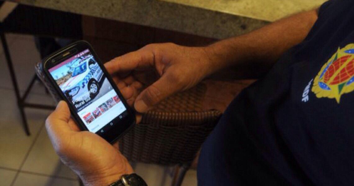 Como o WhatsApp ajuda a reduzir a criminalidade no Distrito Federal