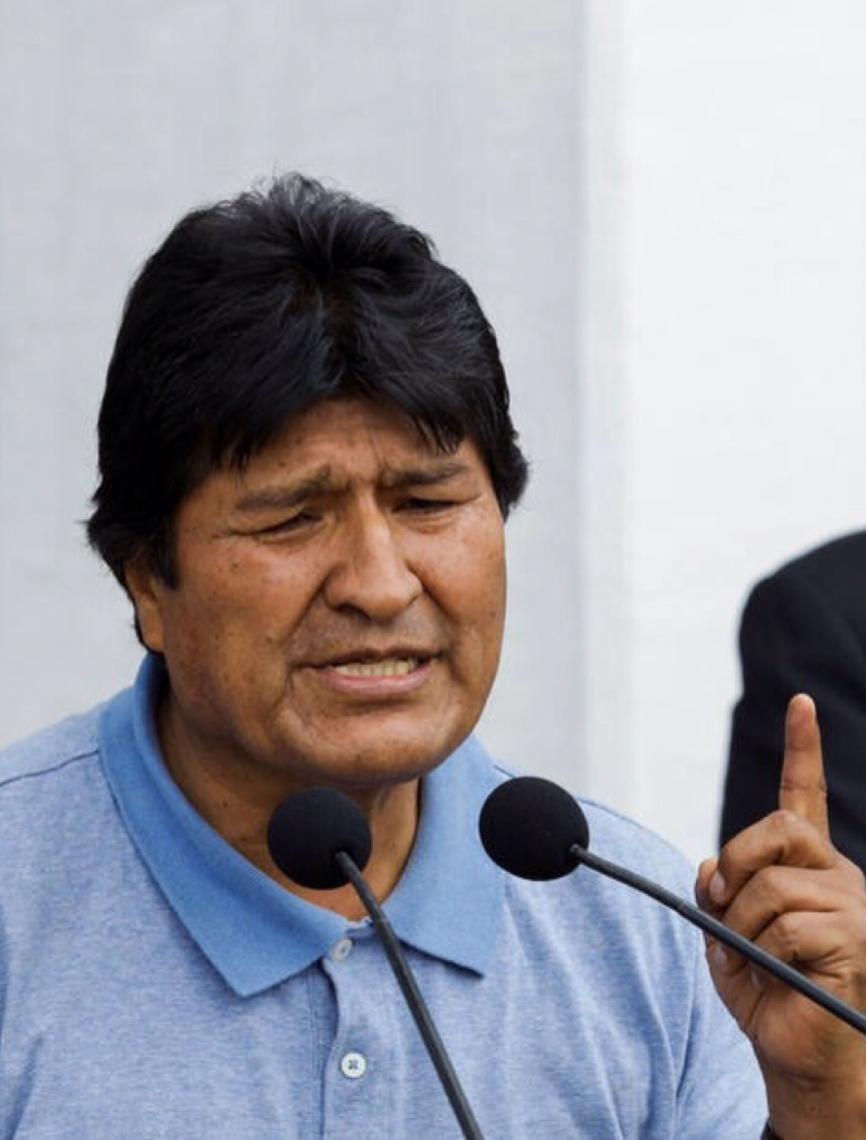 Salário baixo e indignação levaram polícia de Santa Cruz a se voltar contra Evo Morales