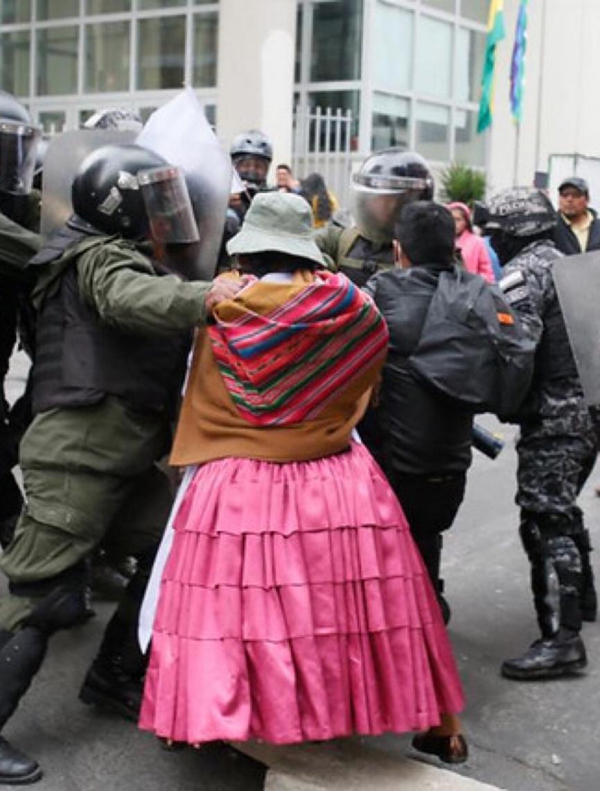 Ódio ao índio na Bolívia, por Álvaro García Linera