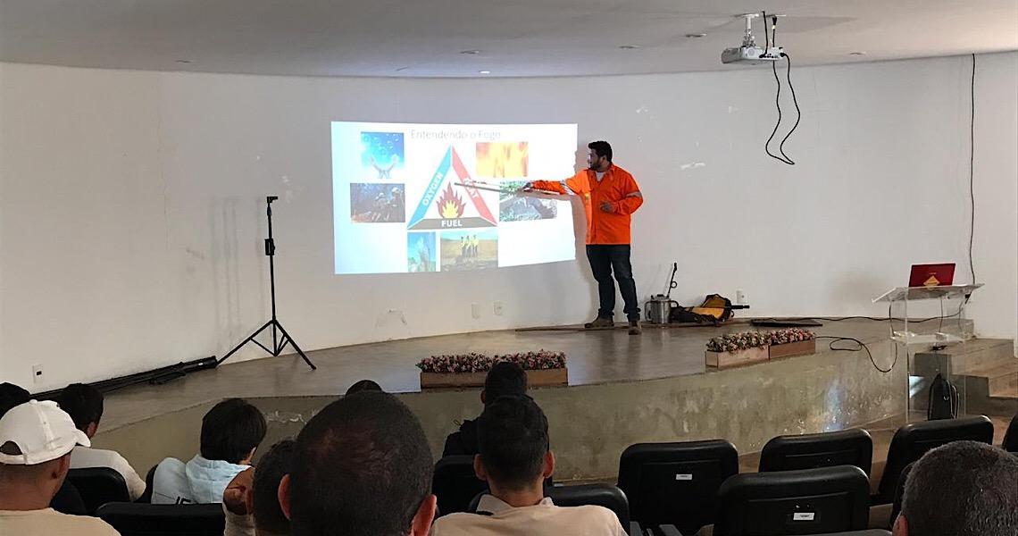 Prevenção livra Jardim Botânico no Distrito Federal de queimadas em 2019