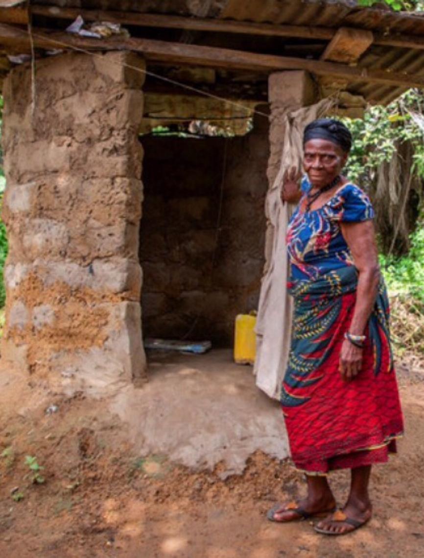 Mais da metade da população global não tem acesso a saneamento seguro
