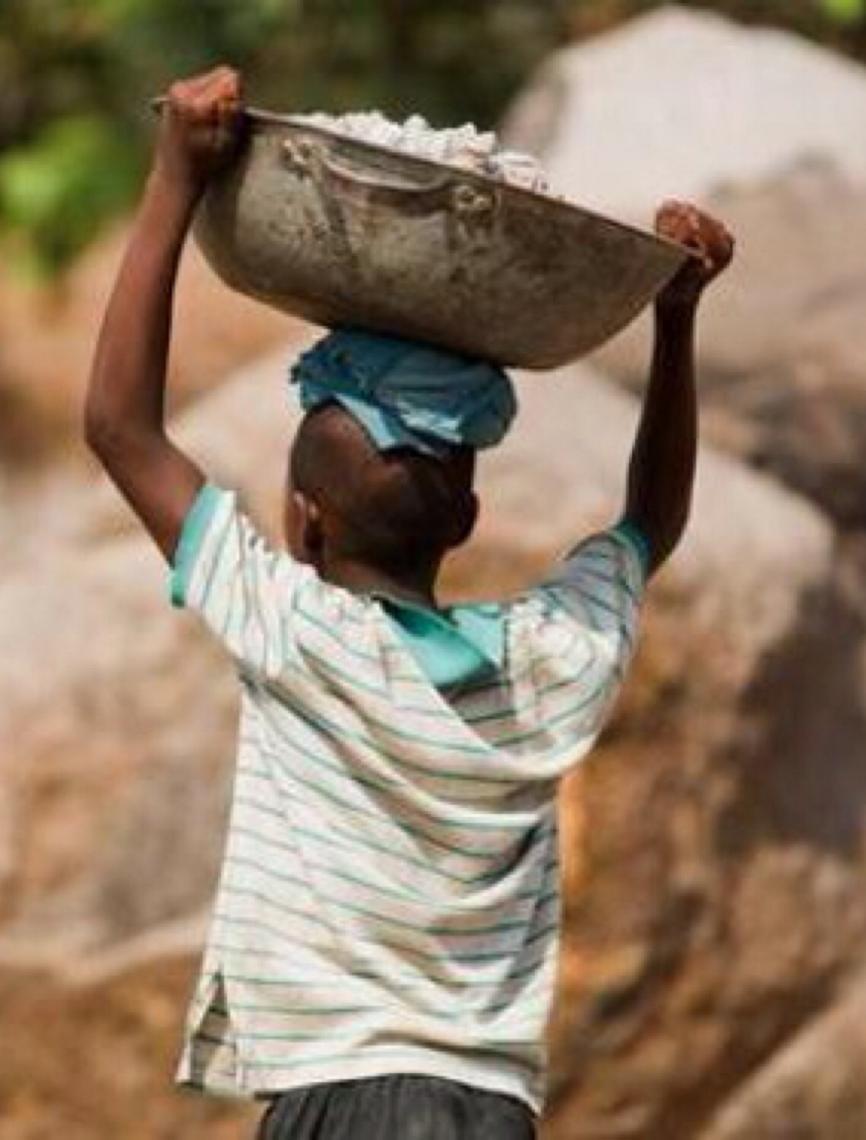 América Latina lidera trabalho infantil em cadeias produtivas