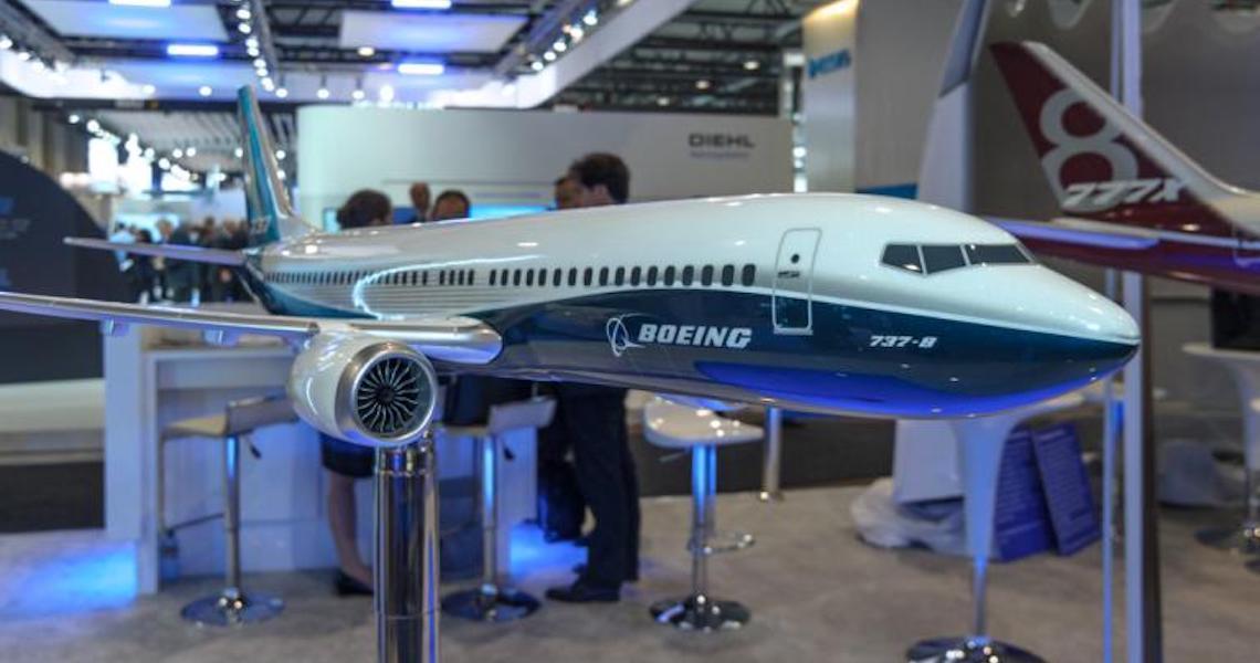 Boeing caminha rumo à falência após 737 Max, defende artigo