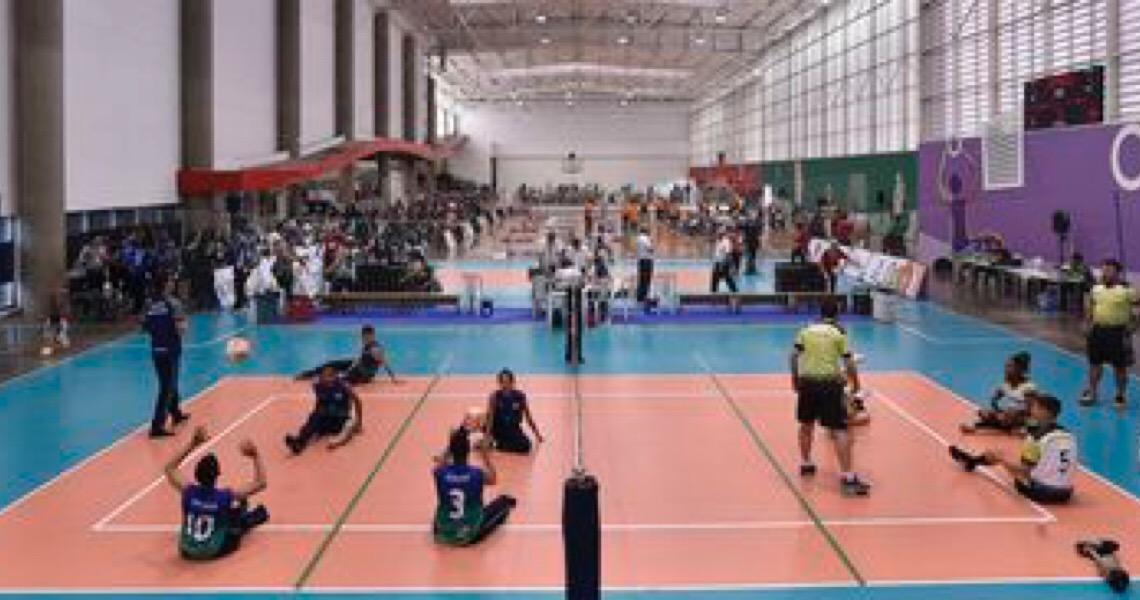 Paralimpíada Escolar prega inclusão da criança com deficiência