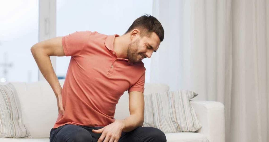 Dor nas costas: 5 dicas para aliviar o desconforto