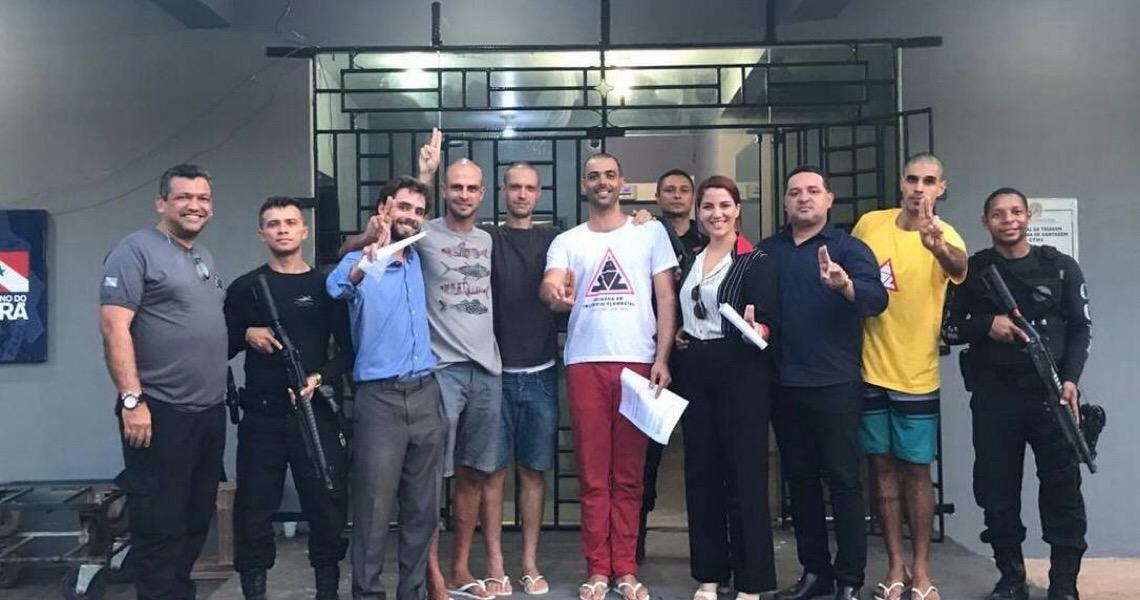 Quem são os quatro brigadistas investigados em Alter do Chão, no Pará