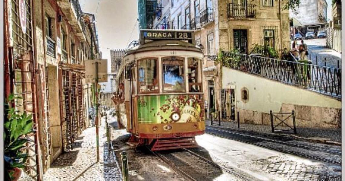 Agradando a viajantes de todas as idades, Portugal em voga