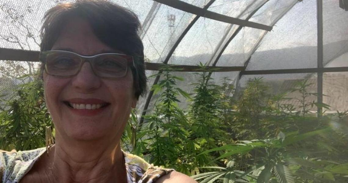 Maconha medicinal: 'Precisei de um tumor na cabeça para vencer preconceito'