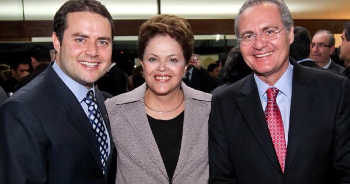 Emissário implica assessor de Renan Filho em entregas de R$ 3,8 mi em malas para Renan
