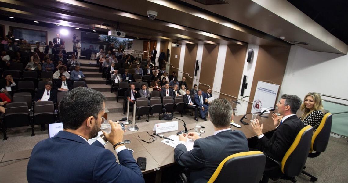 MP do DF participa de debate no CNMP sobre a Lei Geral de Proteção de Dados