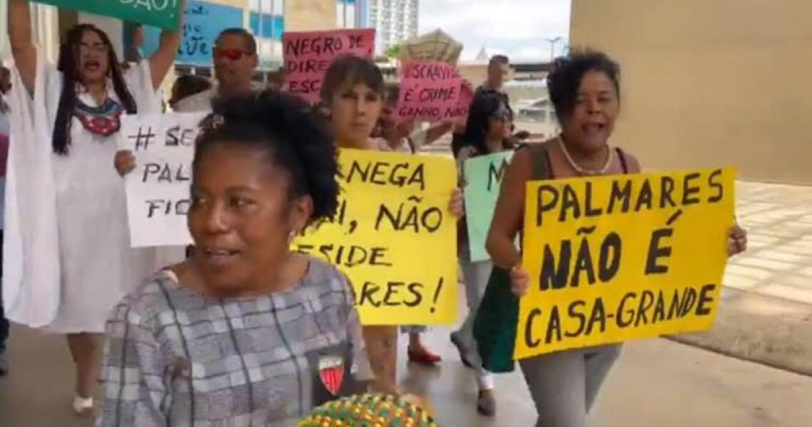 Juiz federal manda suspender a nomeação de Camargo para a Fundação Palmares