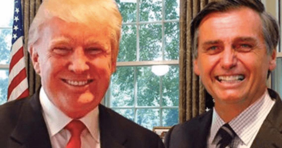 Caiu a ficha e é hora de repensar as relacões com os EUA, defendem assessores de Bolsonaro