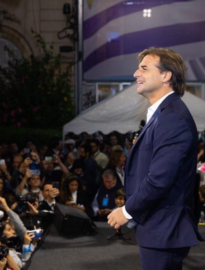 Movimentos do Uruguai temem que novo presidente siga os passos do argentino Macri