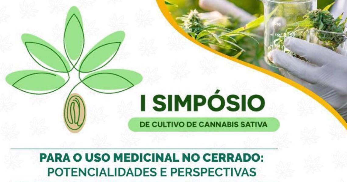 I Simpósio de Cultivo de Cannabis sativa em Goiânia para uso medicinal no Cerrado