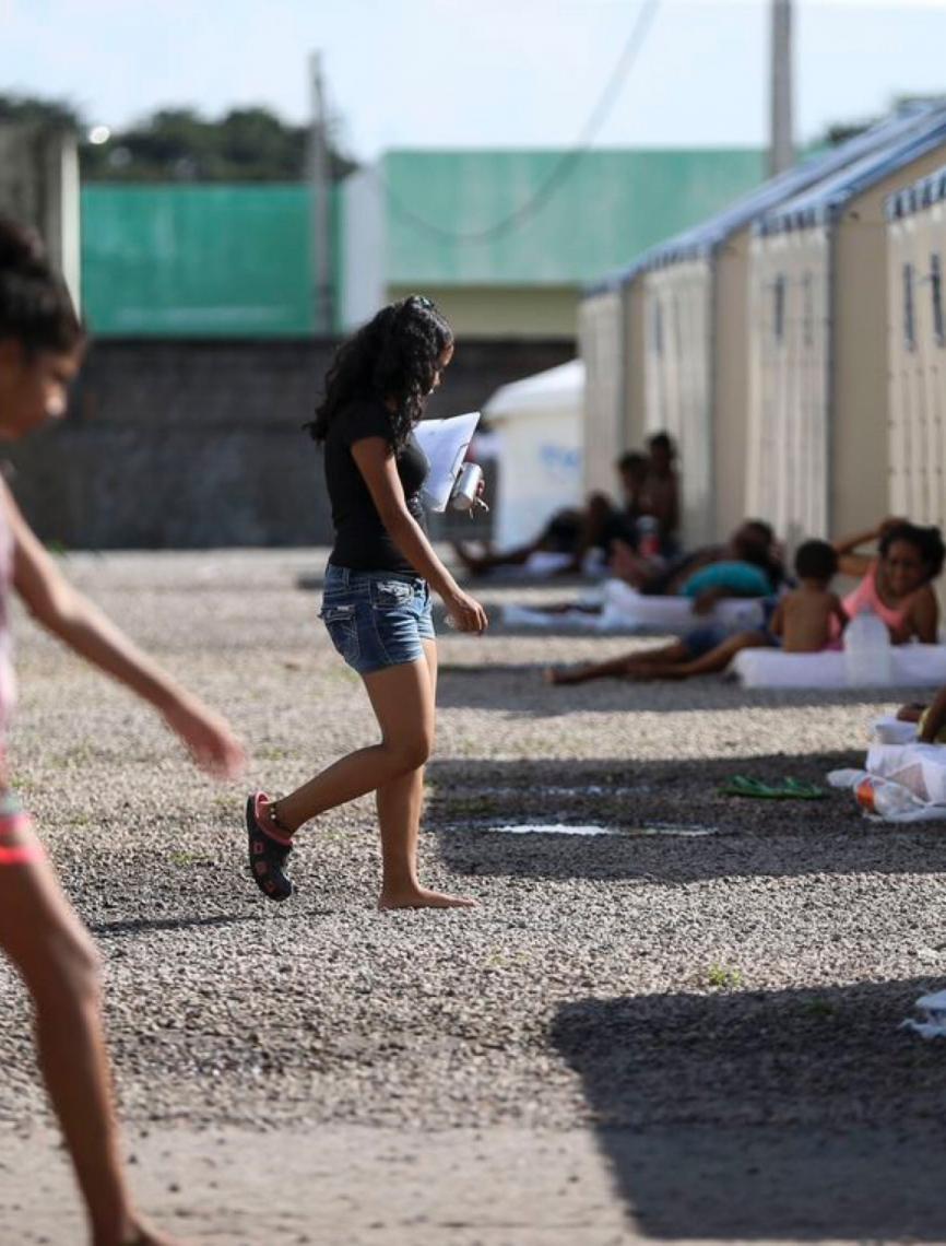 Acnur: concessão de refúgio a venezuelanos pelo Brasil é um marco