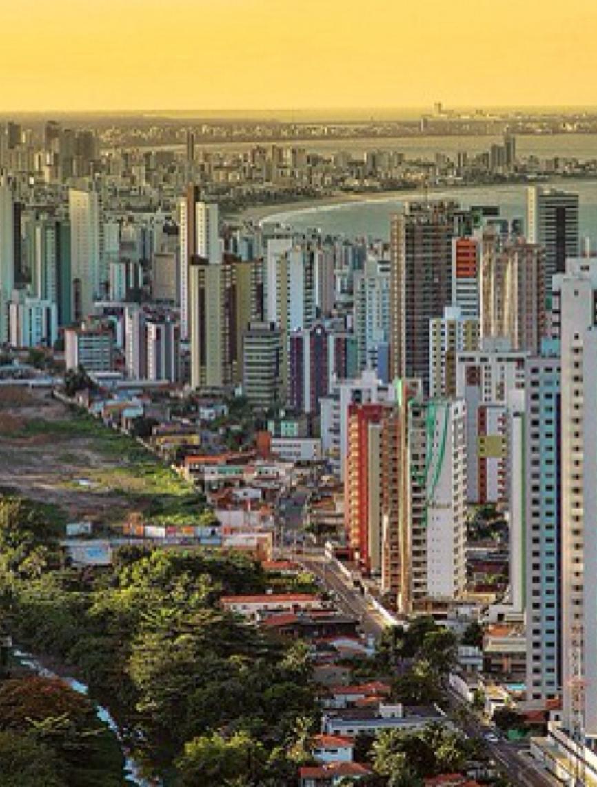 Construindo um projeto de cidades do Nordeste para o Brasil