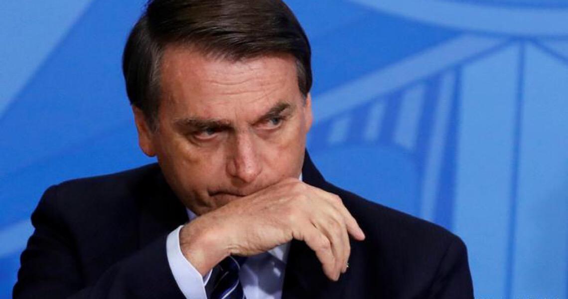 Reação da economia estabiliza reprovação de Bolsonaro
