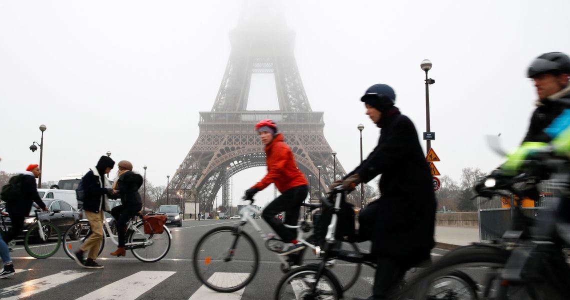 Metroviários franceses temem