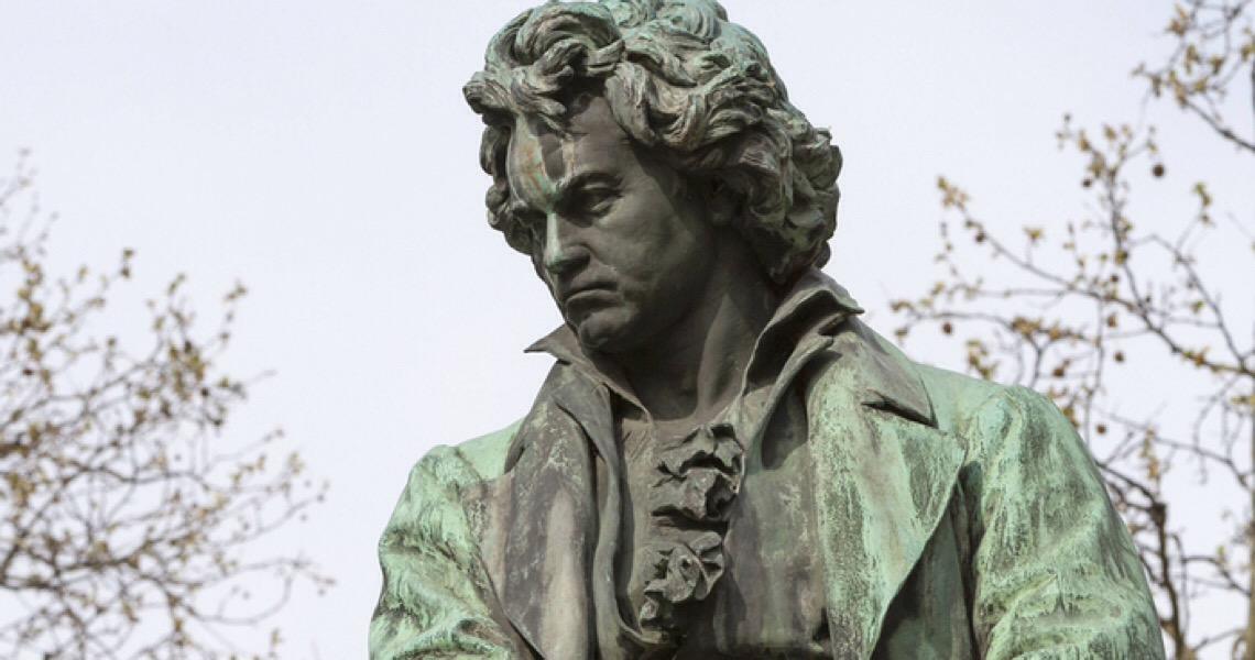 Inteligência artificial completa 10ª Sinfonia de Beethoven. Beethoven completa 250 anos em 2020