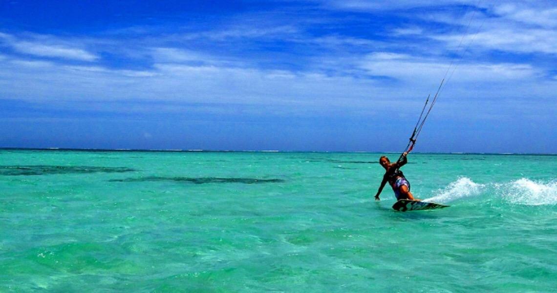 Ilha do Sal, do vento, da água e do fogo
