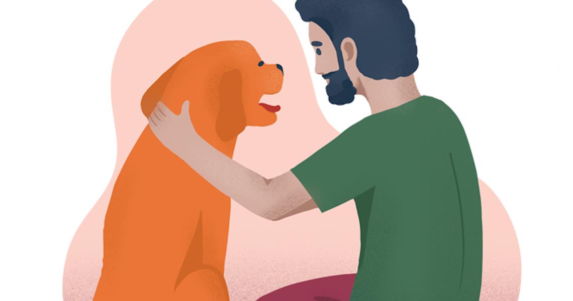 O que é a terapia assistida por animais e como ela pode ajudar