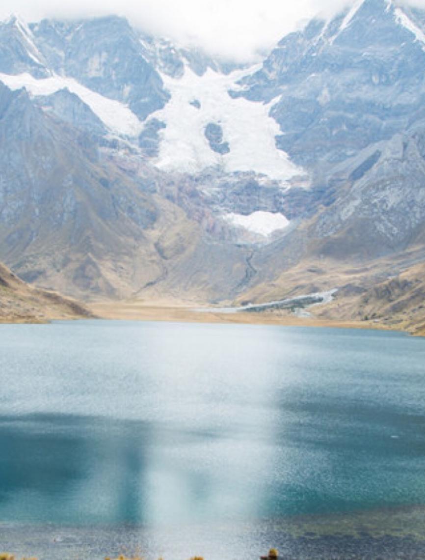 Cerca de 915 milhões de pessoas dependem das montanhas para garantir seu sustento