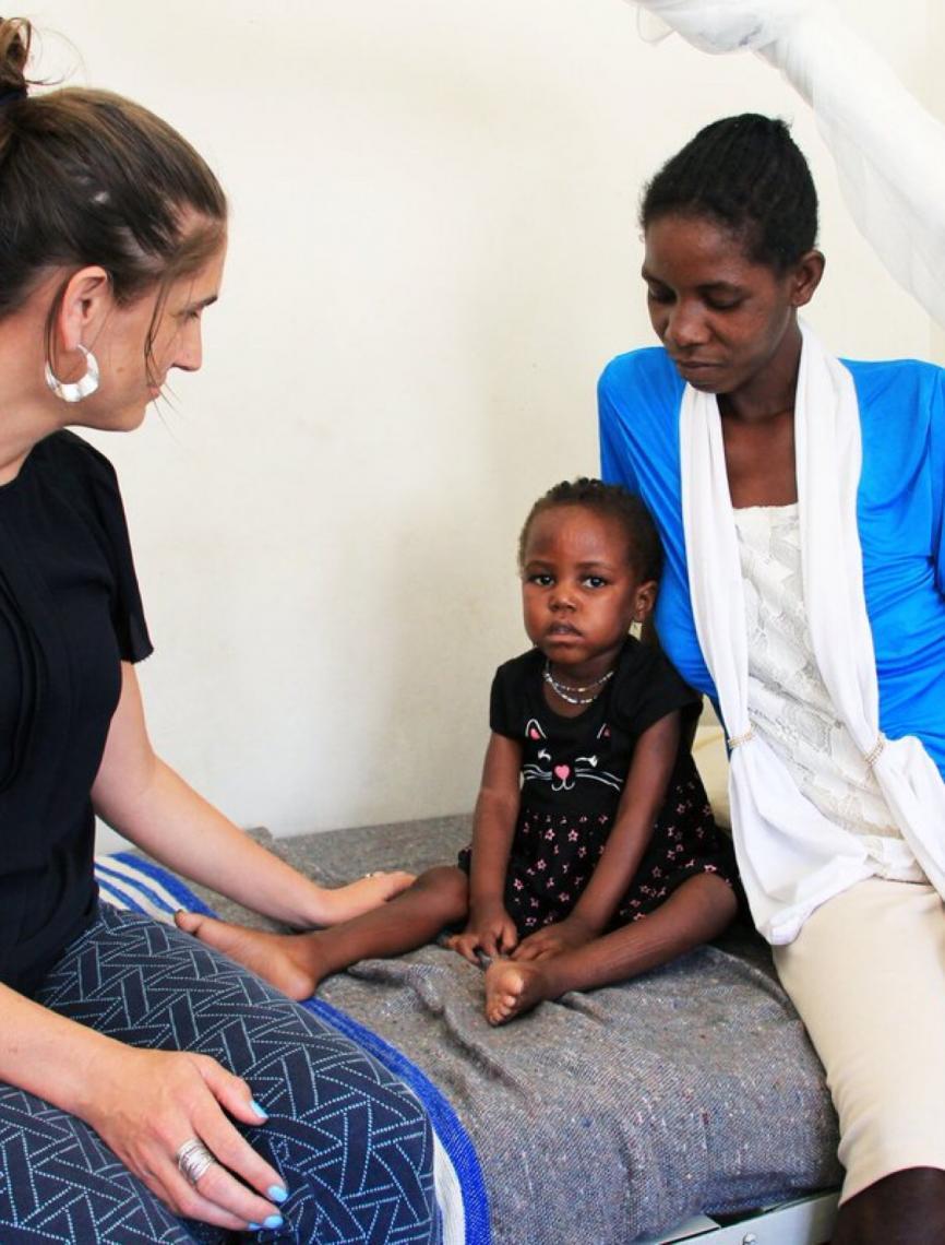 ONU pede recursos urgentes para ajudar 2,3 milhões de pessoas atingidas pela seca em Angola