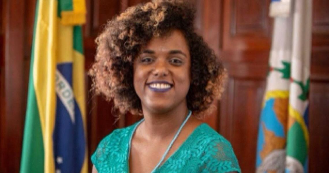 Dani Monteiro, ex-assessora de Marielle na luta contra o racismo e o assédio
