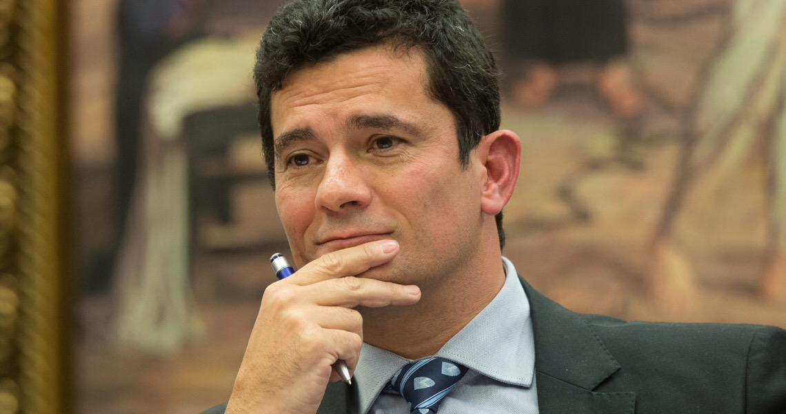 Moro fala para presidente da OAB abandonar 'postura de militante político-partidário'