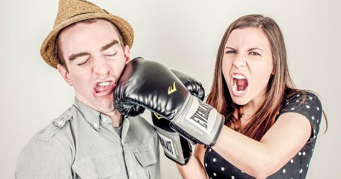 Brigar cansa. Como resolver o seu conflito? Afinal de contas, brigar cansa!