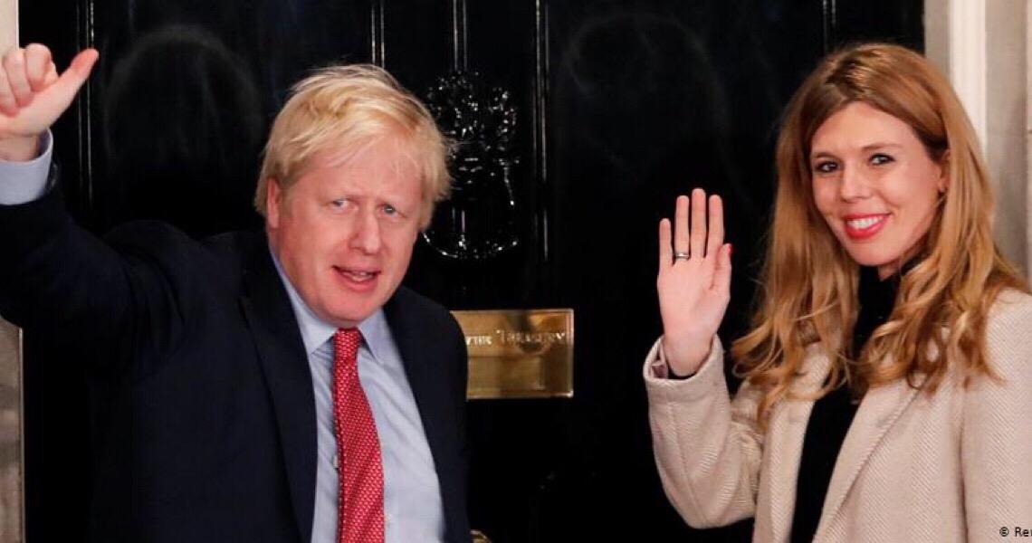 Boris Jonhson vence por ampla margem no Reino Unido