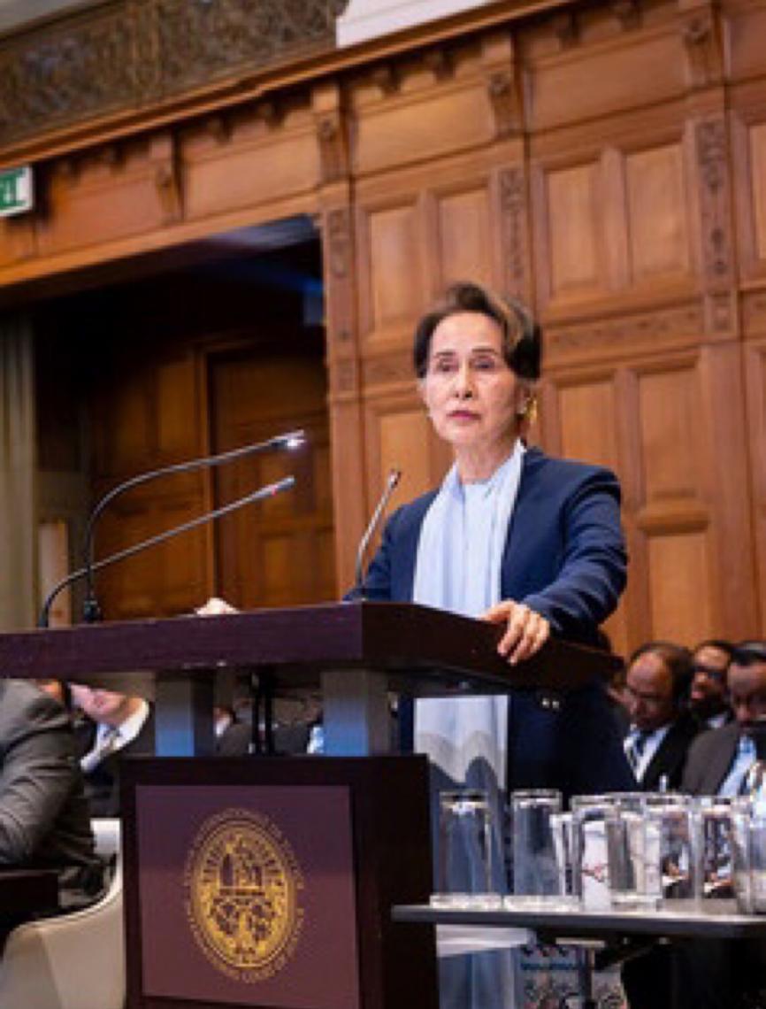 Tribunal da ONU analisa acusação de genocídio contra Mianmar