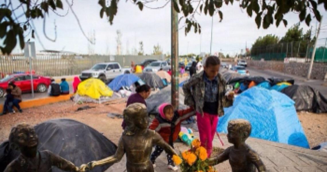 Violência no México gera aumento de imigrantes nos Estados Unidos