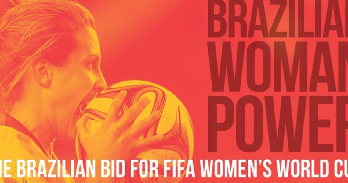 Futebol feminino: Brasil se candidata a receber Mundial de 2023