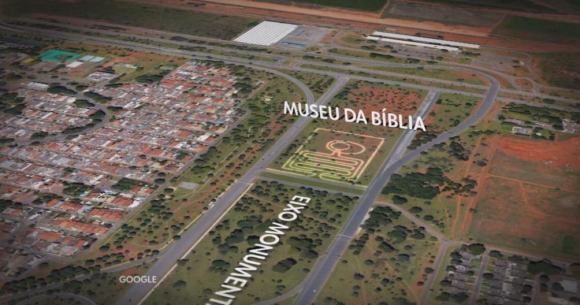 Museu da Bíblia: Fundação Oscar Niemeyer não reconhece obra atribuída a arquiteto no DF