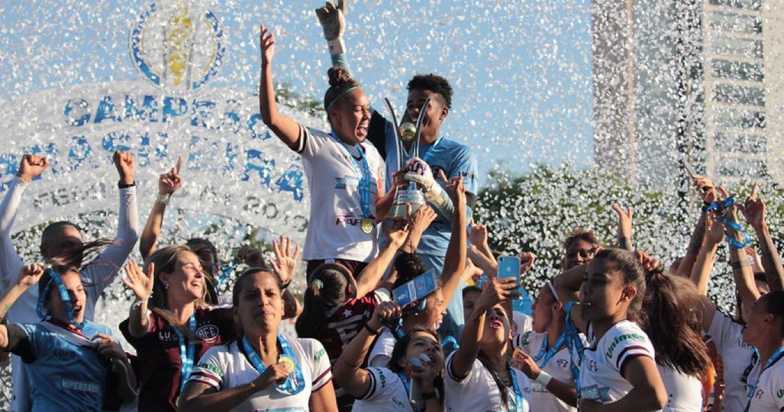 Dez momentos que mostram que 2019 foi o ano do futebol feminino