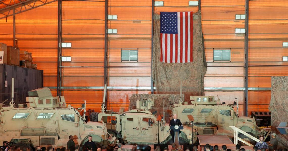 Coalizão liderada pelos EUA suspende treinamentos e apoio às tropas do Iraque