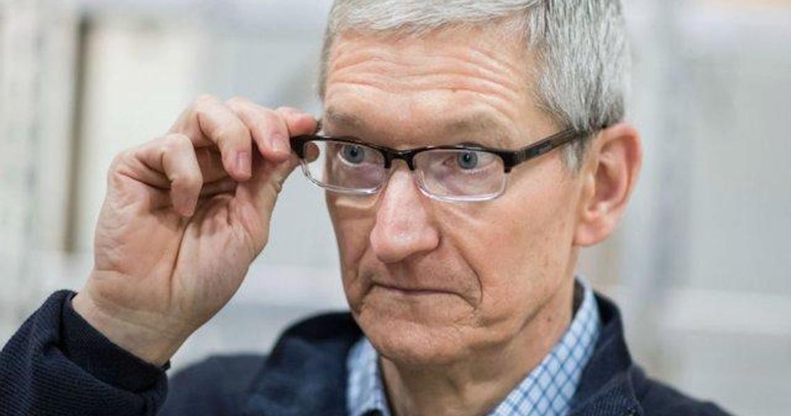 CEO da Apple recebe menos milhões em 2019 e planeja doar fortuna antes de morrer