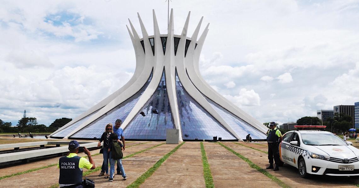 A face humanitária do turismo de Brasília