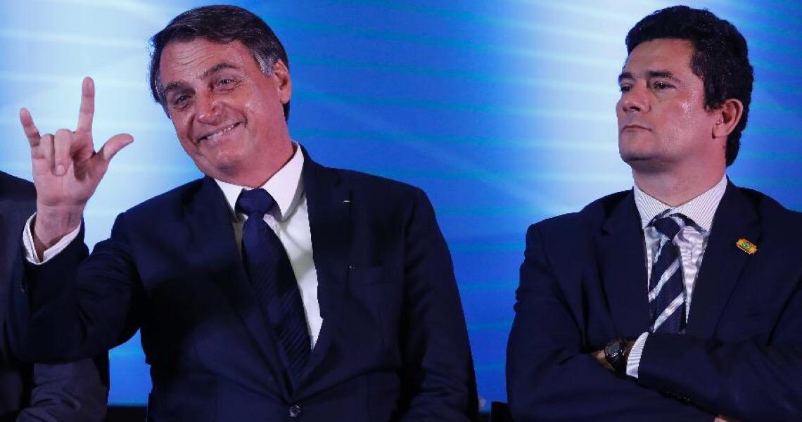 Parte da ala militar do governo já trabalha pela candidatura de Moro à Presidência