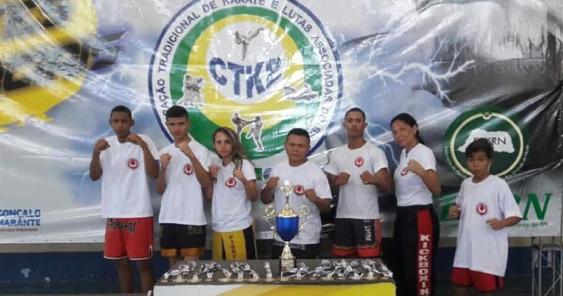 Atletas de projeto apoiado pelo MP do DF conquistam medalhas em campeonato nacional