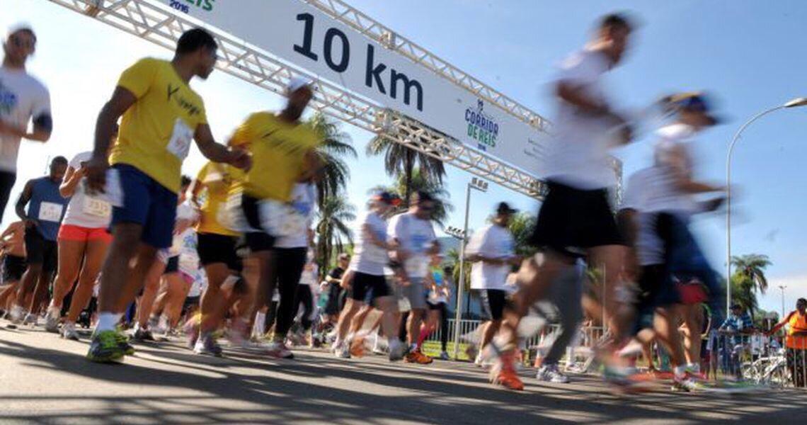Corrida de Reis em Brasília será na noite do dia 25 de janeiro
