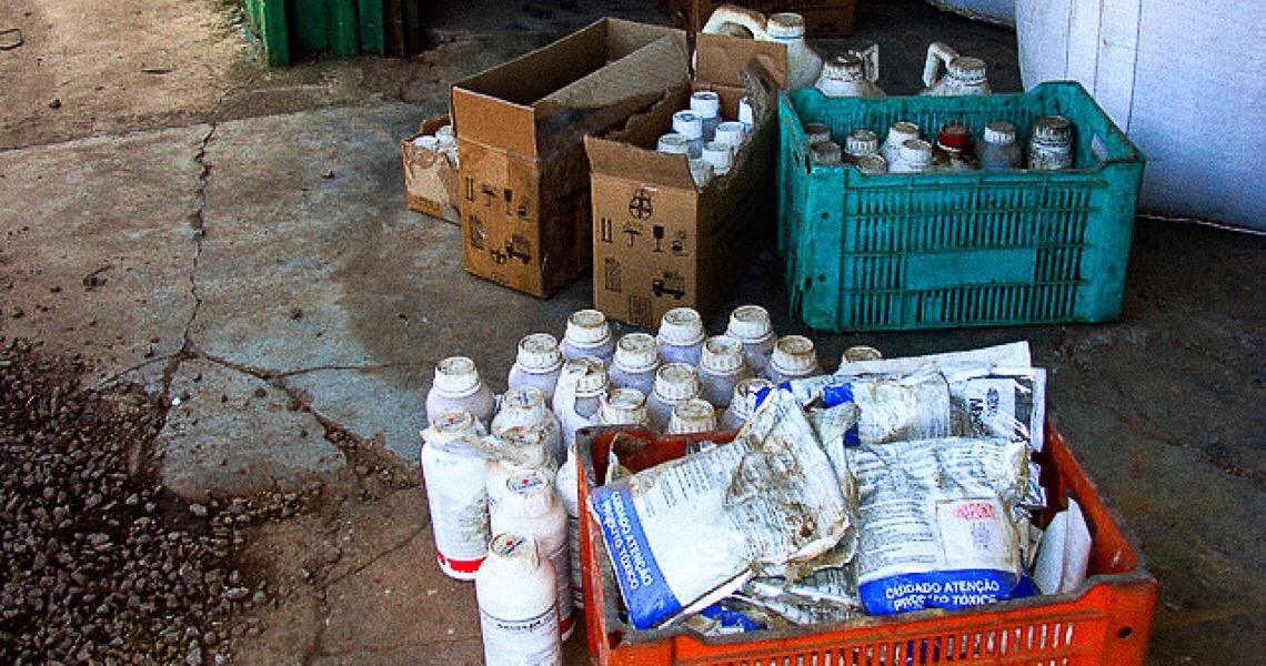 Cresce o mercado de agrotóxicos ilegais no Brasil; entenda os riscos