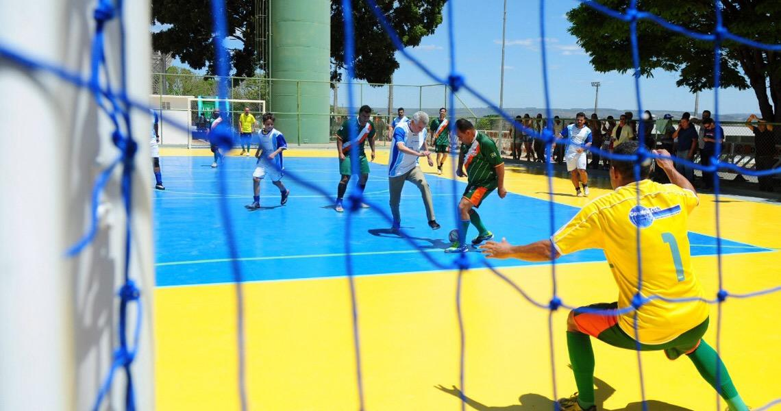Programa Esporte nas Férias. Atividades serão de 21 de janeiro a 7 de fevereiro