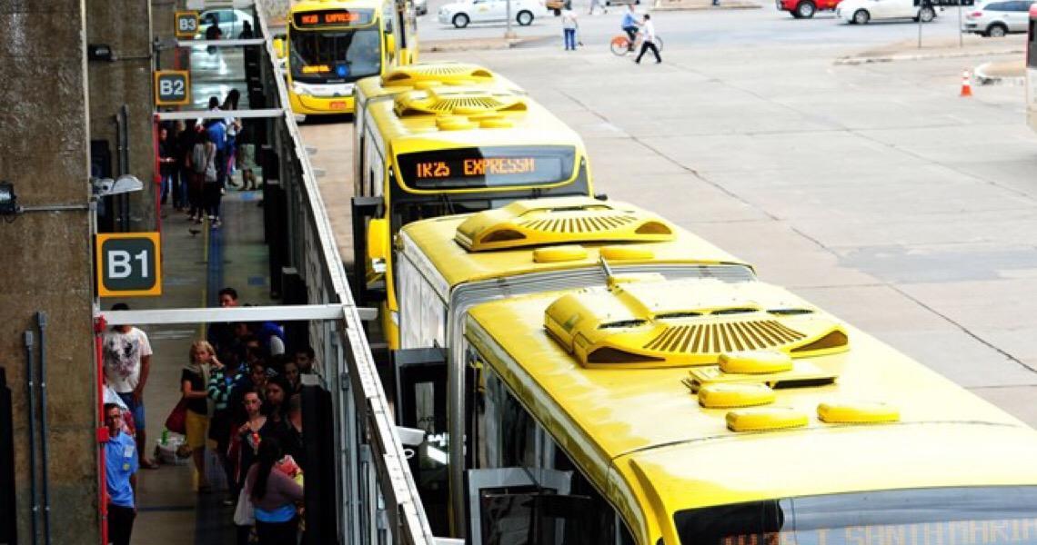 MPL organiza protesto contra reajuste das tarifas do transporte no DF
